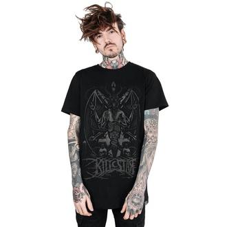 tričko pánské KILLSTAR - Dark Prince - BLACK - KSRA001589