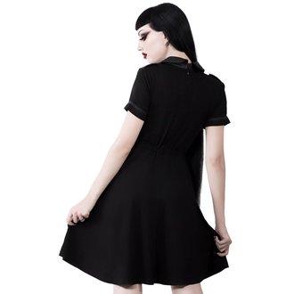 šaty dámské KILLSTAR - Dark Doll - BLACK, KILLSTAR