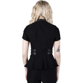 tričko dámské (top) KILLSTAR - Dark Enterprise - Black, KILLSTAR