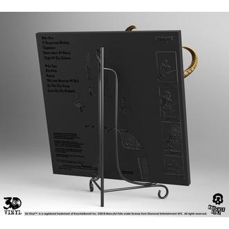 obraz 3D Mercyful Fate -l Statue Don't Break the Oath, NNM, Mercyful Fate
