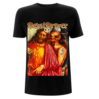 tričko pánské Devildriver - Jesus Care Less - Black, NNM, Devildriver