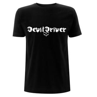 tričko pánské Devildriver - Logo Black, NNM, Devildriver