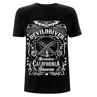 tričko pánské Devildriver - Sawed Off - Black, NNM, Devildriver