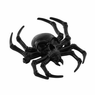 připínáček (brož) KILLSTAR - Deadly - Black, KILLSTAR