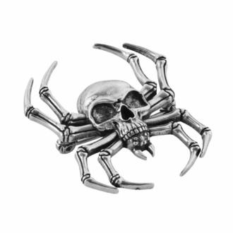 připínáček (brož) KILLSTAR - Deadly - Silver, KILLSTAR