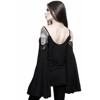 tričko dámské s dlouhým rukávem KILLSTAR - Dead Rose Vest, KILLSTAR