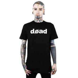 tričko pánské KILLSTAR - Dead - Black, KILLSTAR