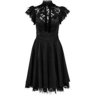 šaty dámské KILLSTAR - DEAR DARKENESS - BLACK, KILLSTAR