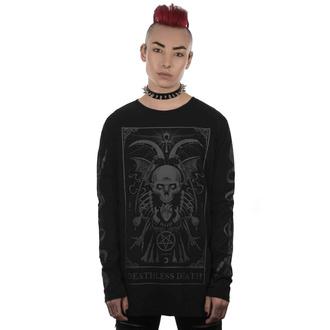 tričko unisex s dlouhým rukávem KILLSTAR - Deathless Long Sleeve Top, KILLSTAR