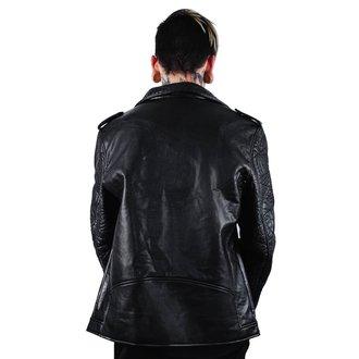 bunda pánská (křivák) KILLSTAR - Death Rawk - BLACK