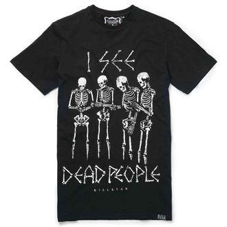 tričko pánské KILLSTAR - Degeneration - Black, KILLSTAR