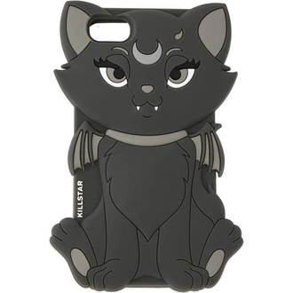 kryt na mobil (iPhone 7) KILLSTAR - Delish - BLACK, KILLSTAR