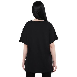 tričko dámské KILLSTAR - Delish Relaxed Top - BLACK, KILLSTAR