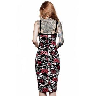 šaty dámské KILLSTAR - Rob Zombie - Demonoid - BLACK, KILLSTAR, Rob Zombie