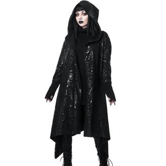 mikina dámská (cardigan) KILLSTAR - Demon - BLACK, KILLSTAR