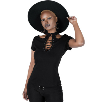 tričko dámské KILLSTAR - Desert Gloom - Black, KILLSTAR