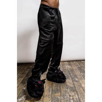kalhoty unisex (tepláky) KILLSTAR - Devil's Lair Lounge - Black, KILLSTAR