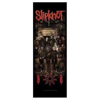 vlajka Slipknot - Crest, HEART ROCK, Slipknot