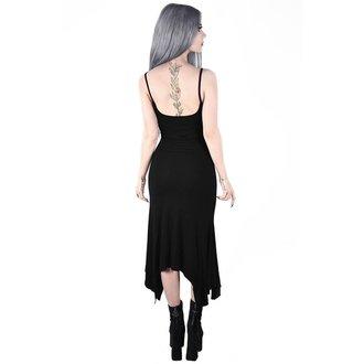šaty dámské KILLSTAR - Diabolica - BLACK, KILLSTAR