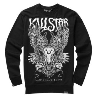 mikina unisex KILLSTAR - Don't Back Down - BLACK