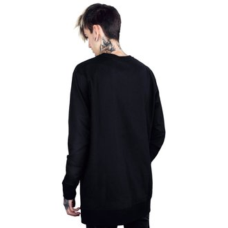 mikina unisex KILLSTAR - Don't Back Down - BLACK, KILLSTAR