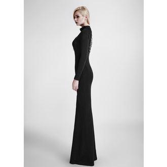 šaty dámské PUNK RAVE - Black Muse, PUNK RAVE