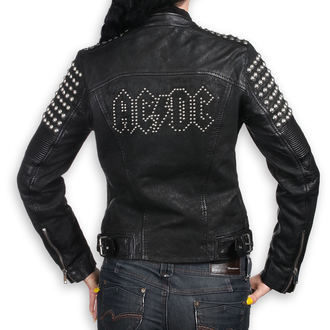 bunda dámská AC/DC - BLACK, NNM, AC-DC