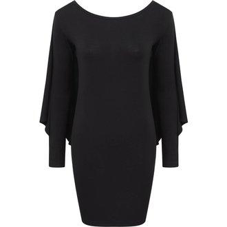 šaty dámské KILLSTAR - DRACUL MINI - BLACK