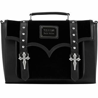 kabelka (taška) KILLSTAR - Drake - Black - KSRA004087