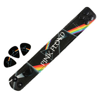 náramek + trsátko Pink Floyd - PERRIS LEATHERS