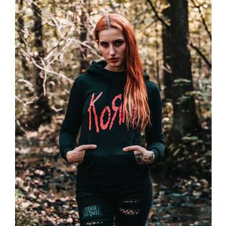 mikina dámská Korn - Logo, NNM, Korn