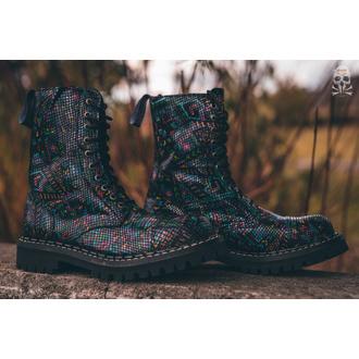 boty STEADY´S - 10 dírkové - MEXICO, STEADY´S
