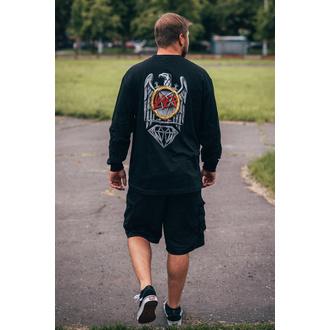 tričko pánské s dlouhým rukávem SLAYER - DIAMOND - Brilliant Abyss - Black, DIAMOND, Slayer