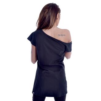 tričko dámské (tunika) VIXXSIN - WWBIRD OFF SHOULDER - BLACK, VIXXSIN