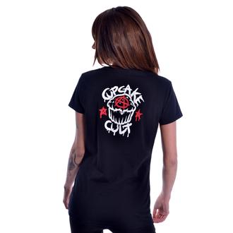 tričko dámské Cupcake Cult - FRIDAY - BLACK, CUPCAKE CULT