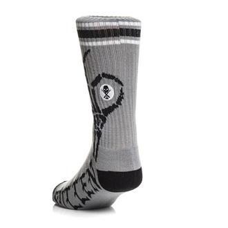 ponožky SULLEN - OKAY BONES - GREY, SULLEN