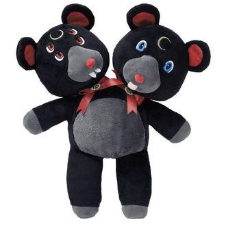plyšová hračka KILLSTAR - Duality - BLACK, KILLSTAR