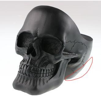 dekorace Skull - Black - 78/5971 - POŠKOZENÁ
