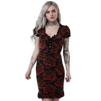 šaty dámské KILLSTAR - EDEN DOLL - BLACK, KILLSTAR