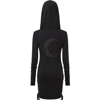 šaty dámské KILLSTAR - ELEANOR - BLACK, KILLSTAR