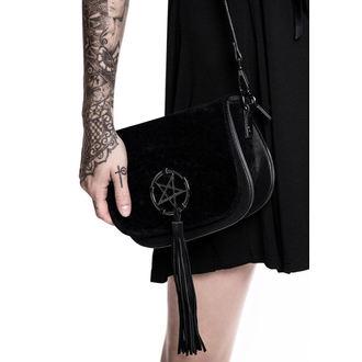 kabelka (taška) KILLSTAR - Ember - Black, KILLSTAR