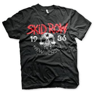 tričko pánské Skid Row - New Jersey - Black - HYBRIS, HYBRIS