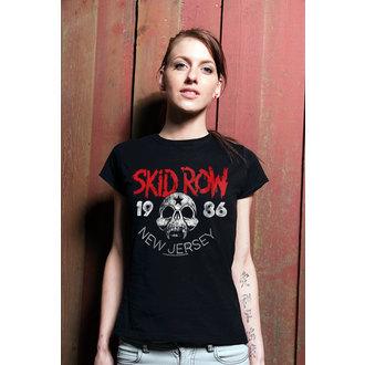 tričko dámské Skid Row - New Jersey - Black - HYBRIS, HYBRIS