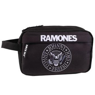 taška (pouzdro) RAMONES - CREST LOGO, NNM, Ramones