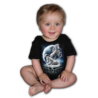 body dětské SPIRAL - BABY UNICORN, SPIRAL