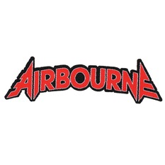 nášivka AIRBOURNE - LOGO CUT-OUT - RAZAMATAZ