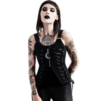 tílko (unisex) KILLSTAR - Idol - Black
