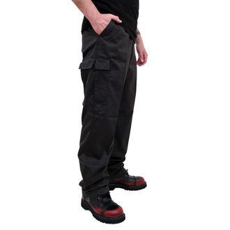 kalhoty pánské SURPLUS - HOSE UBERGROSE - SCHWARZ, SURPLUS