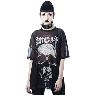 tričko unisex KILLSTAR - Fearless Mesh B/F, KILLSTAR