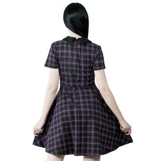 šaty dámské KILLSTAR - Feri - TARTAN, KILLSTAR